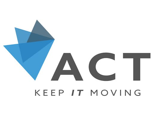 ACT Keep it moving