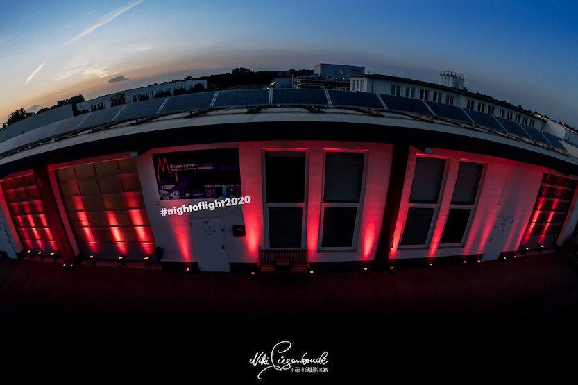 Night of Light - Lichttechnik von Rheinland Akustik