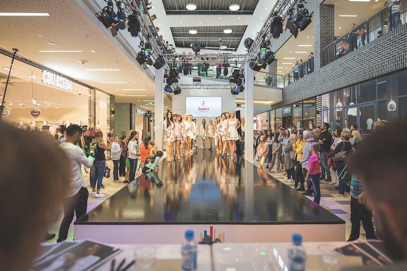 Veranstaltungstechnik von Rheinland Akustik für huma Misswahl