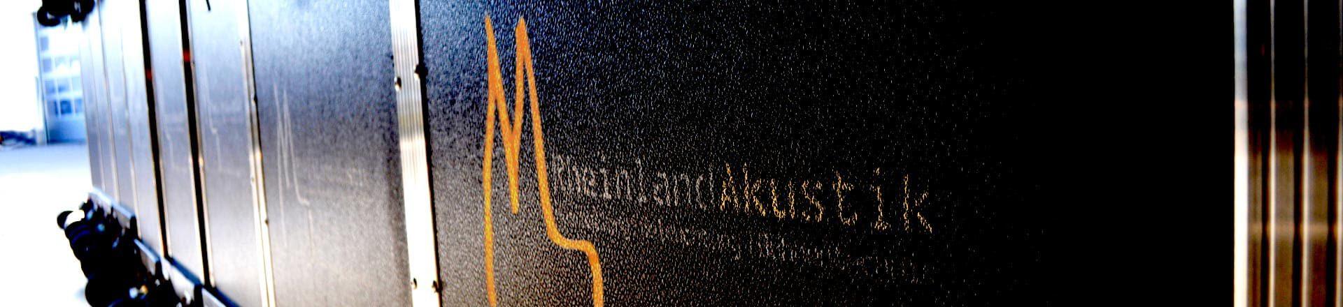 Eventtechnik Verleih von RheinlandAkustik